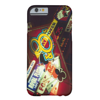 Double exposure, interior Casino, Las Vegas, Barely There iPhone 6 Case