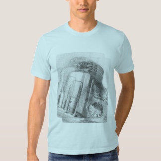 Double Exposure T Shirt
