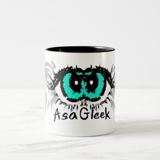 Double Eye Ball Mug