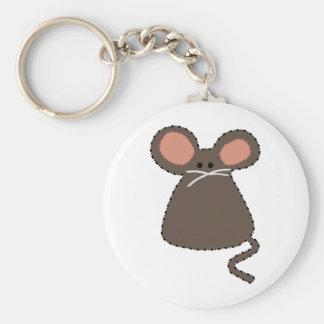 double face chargable mouse key chains