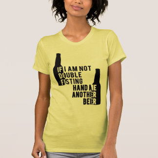 Double Fisting Like A Champ   Fresh Threads Tees