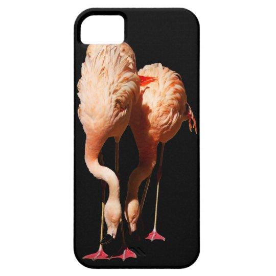 Double Flamingo iPhone 5 iPhone SE/5/5s Case
