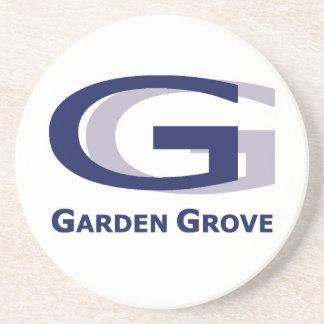 """Double """"G"""" Logo Coaster"""