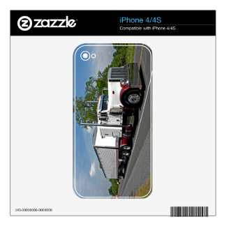 Double H 379 iPhone Skin Decal For iPhone 4
