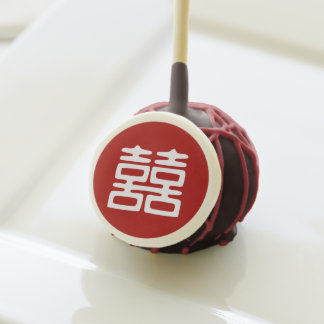 Double Happiness • Bold Cake Pops