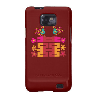 Double happiness Chinese characters Galaxy SII Covers