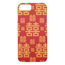 Double Happiness Chinese Symbol iPhone 7 Case