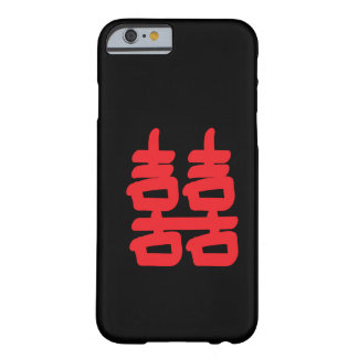 Double Happiness in Red Case iPhone 6 Case