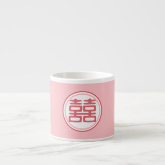 Double Happiness • Round Espresso Cup