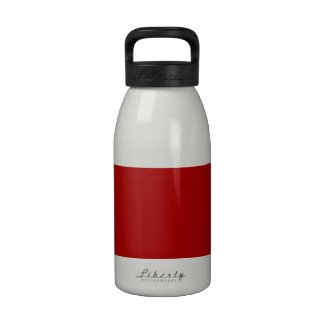 Double Happiness • Square Reusable Water Bottles