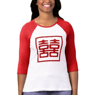 Double Happiness • Square Tee Shirt