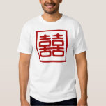 Double Happiness • Square Tee Shirts