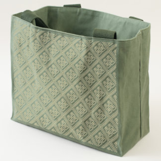 Double Happiness | Square Tote