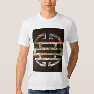 DOUBLE HAPPINESS SYMBOL by k0sher T Shirt