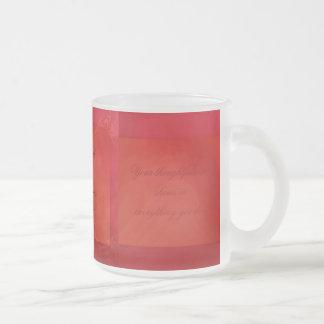 Double Happiness Wedding Mugs