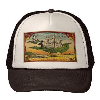 Double Happy Flying Boat Company Trucker Hat