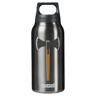 Double-headed Battleaxe 10 Oz Insulated SIGG Thermos Water Bottle