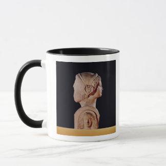 Double-headed Bust Mug