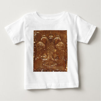Double Headed Eagle Byzantine Empire Coat Of Arms Baby T-Shirt