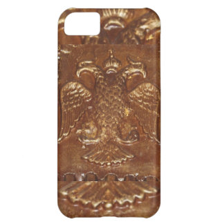 Double Headed Eagle Byzantine Empire Coat Of Arms iPhone 5C Case