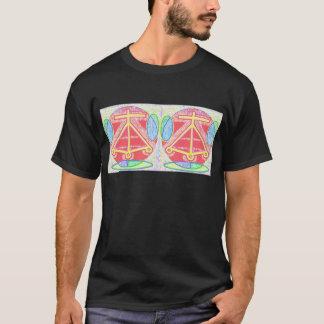 Double HEARTH: Karuna Reiki T-Shirt