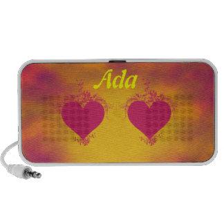 Double Hearts Travel Speaker