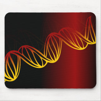 Double Helix Mouse Pad