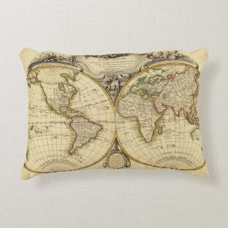 Double Hemisphere Accent Pillow