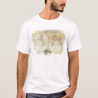 Double Hemisphere World Map T-Shirt