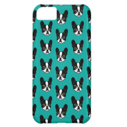 Case-Mate Barely There iPhone 5C Case with Bulldog Phone Cases design