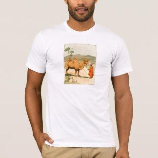 Double-Hump Camel in the Mongolian Desert T-Shirt