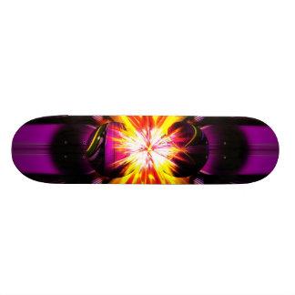 Double Impact Skateboard Deck