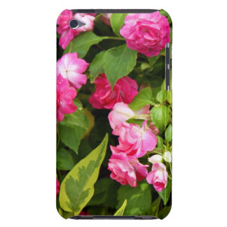 Double Impatiens Case-Mate iPod Touch Barely There Barely There iPod Cover