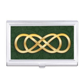 Double Infinity 10 - Business Card Holder