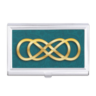 Double Infinity 11 - Business Card Holder