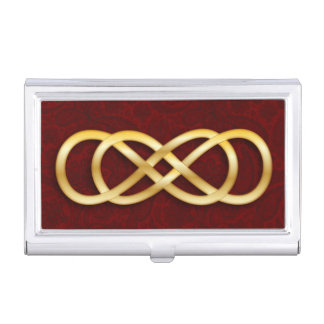 Double Infinity 13 - Business Card Holder