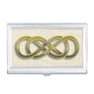Double Infinity 14 - Business Card Holder