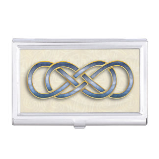 Double Infinity 15 - Business Card Holder