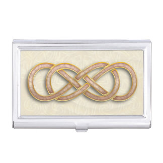 Double Infinity 16 - Business Card Holder