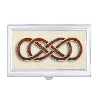 Double Infinity 17 - Business Card Holder