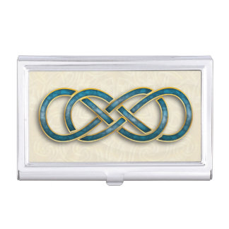 Double Infinity 18 - Business Card Holder