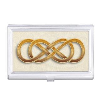 Double Infinity 19 - Business Card Holder
