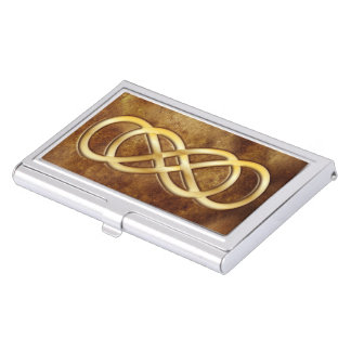Double Infinity 1 - Business Card Holder