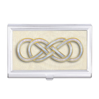 Double Infinity 20 - Business Card Holder