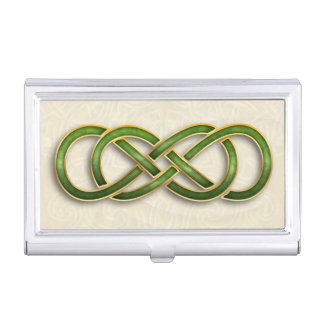 Double Infinity 21 - Business Card Holder