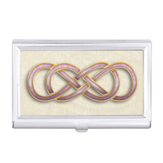 Double Infinity 23 - Business Card Holder