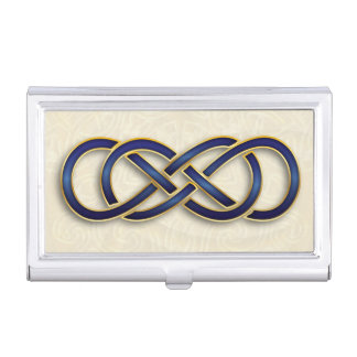 Double Infinity 24 - Business Card Holder