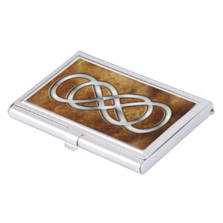 Double Infinity 2 - Business Card Holder
