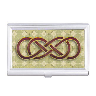 Double Infinity 3 - Business Card Holder