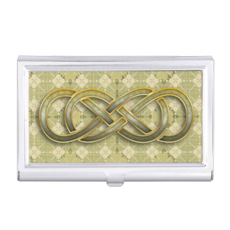 Double Infinity 4 - Business Card Holder